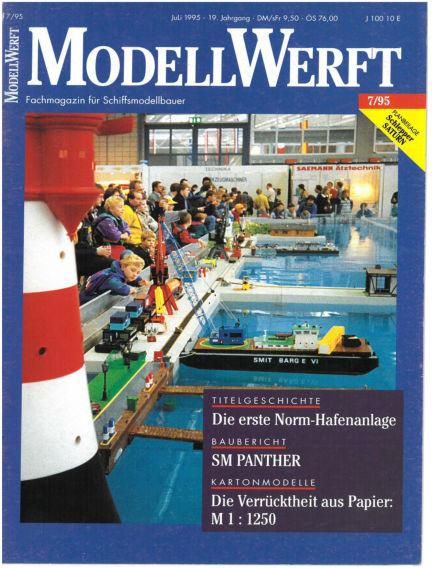 MODELLWERFT June 01, 1995 00:00
