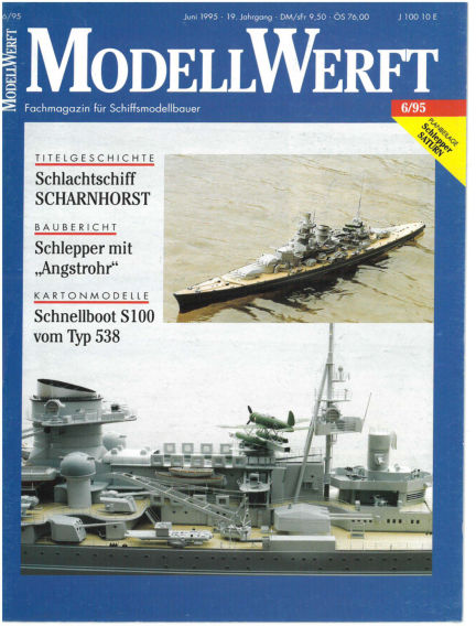 MODELLWERFT May 01, 1995 00:00