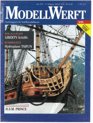 MODELLWERFT 05/1995