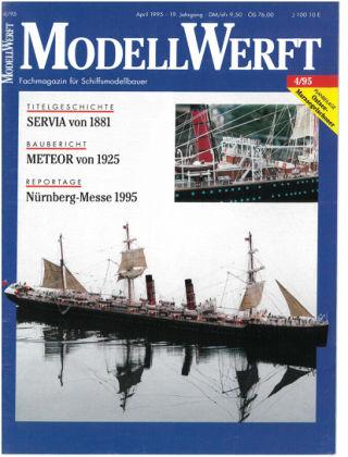 MODELLWERFT 04/1995