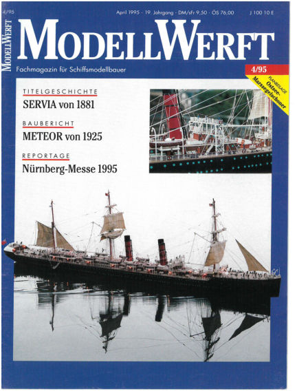 MODELLWERFT March 01, 1995 00:00