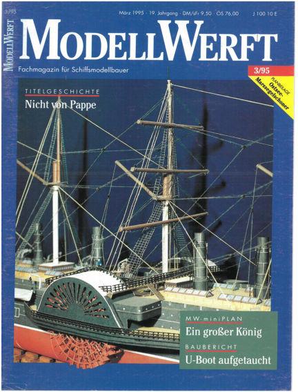 MODELLWERFT February 01, 1995 00:00