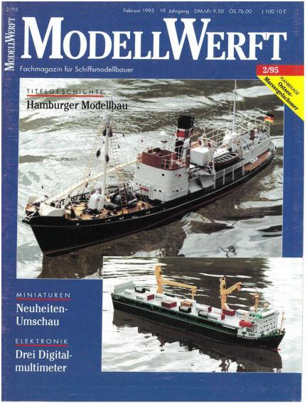 MODELLWERFT January 02, 1995 00:00