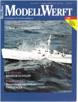 MODELLWERFT 01/1995