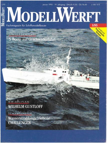 MODELLWERFT December 01, 1994 00:00