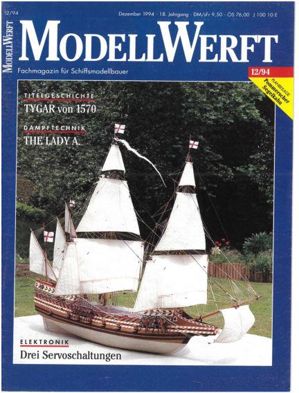 MODELLWERFT November 01, 1994 00:00