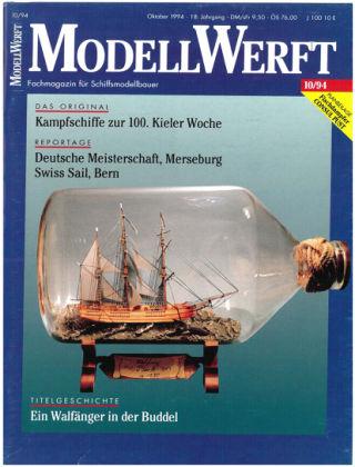 MODELLWERFT 10/1994
