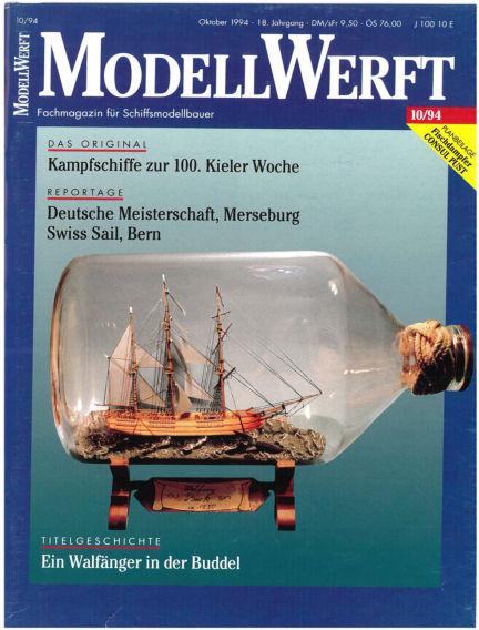 MODELLWERFT October 03, 1994 00:00