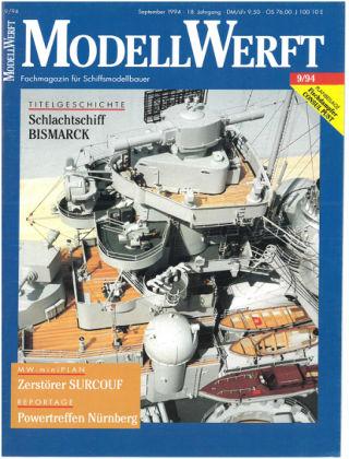 MODELLWERFT 09/1994