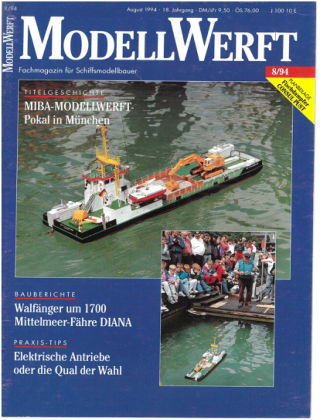 MODELLWERFT 08/1994