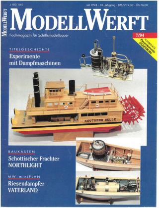MODELLWERFT 07/1994