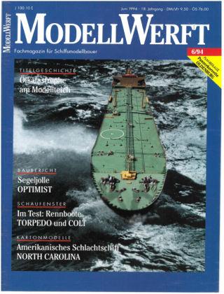 MODELLWERFT 06/1994