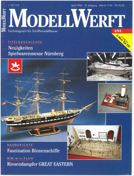 MODELLWERFT March 01, 1994 00:00