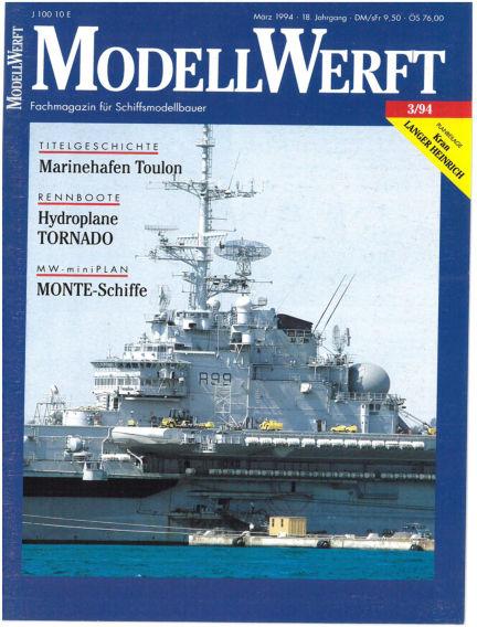 MODELLWERFT February 01, 1994 00:00