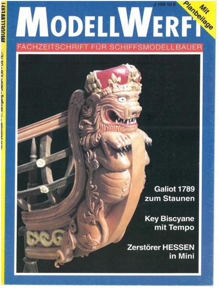 MODELLWERFT November 01, 1993 00:00