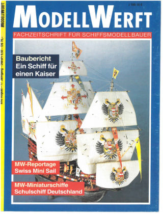 MODELLWERFT 08/1993