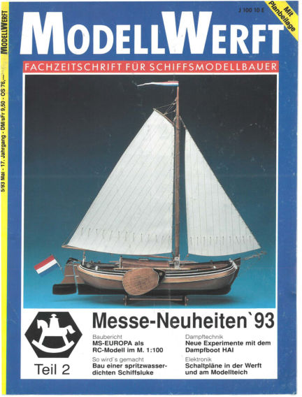 MODELLWERFT April 01, 1993 00:00