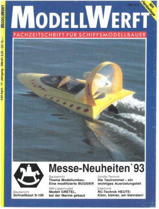 MODELLWERFT 04/1993