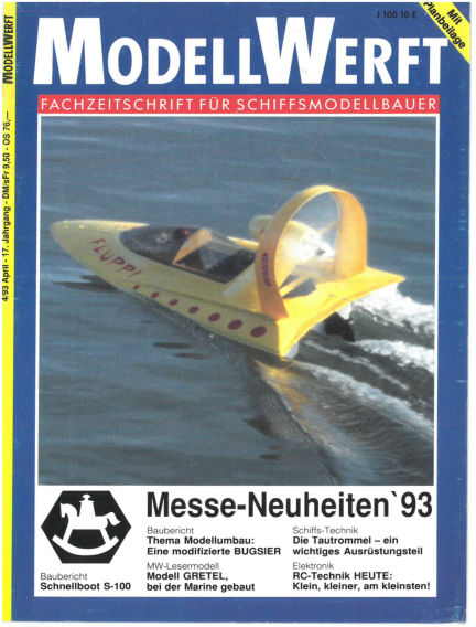 MODELLWERFT March 01, 1993 00:00