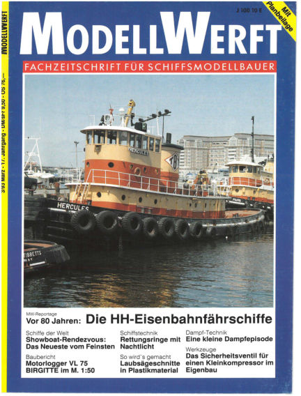 MODELLWERFT February 01, 1993 00:00