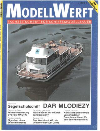 MODELLWERFT 07/1992