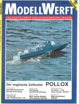 MODELLWERFT 06/1992