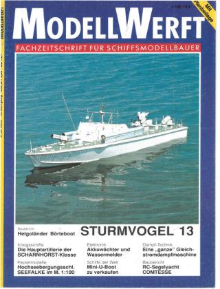 MODELLWERFT 03/1992