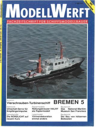 MODELLWERFT 02/1992