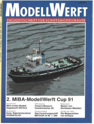 MODELLWERFT 10/1991
