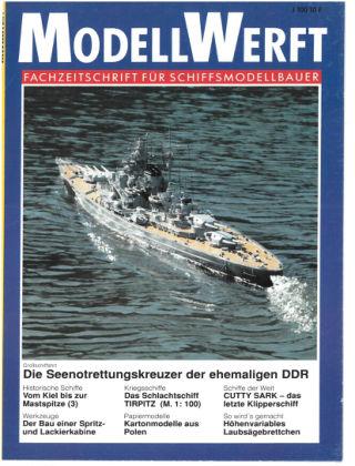 MODELLWERFT 08/1991