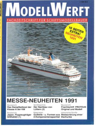 MODELLWERFT 04/1991