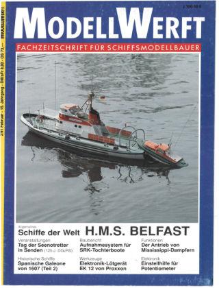 MODELLWERFT 02/1991