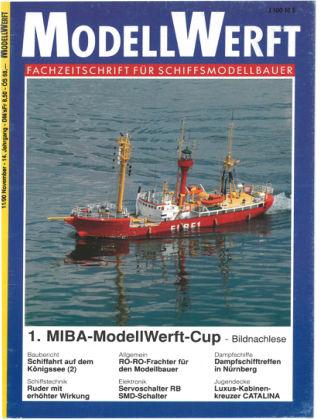MODELLWERFT 11/1990