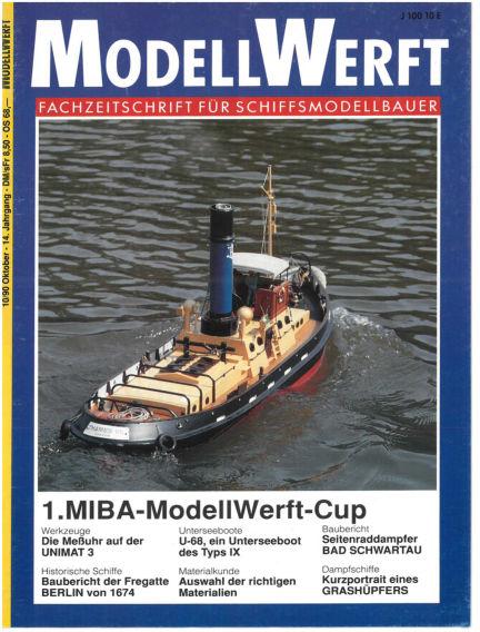 MODELLWERFT September 03, 1990 00:00