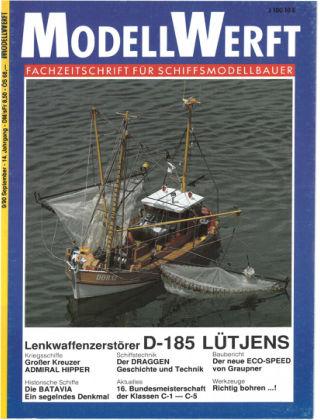 MODELLWERFT 09/1990