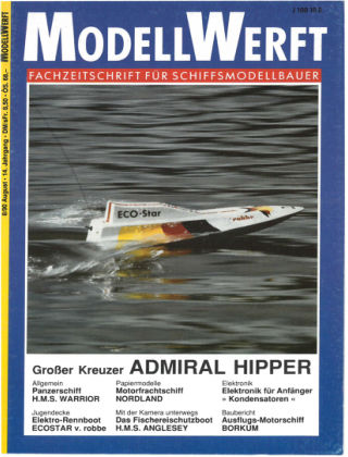 MODELLWERFT 08/1990