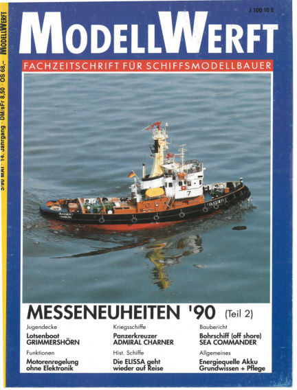 MODELLWERFT April 02, 1990 00:00