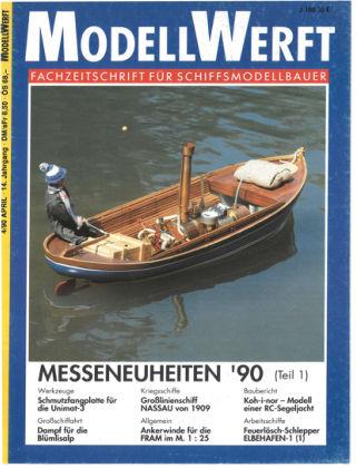 MODELLWERFT 04/1990