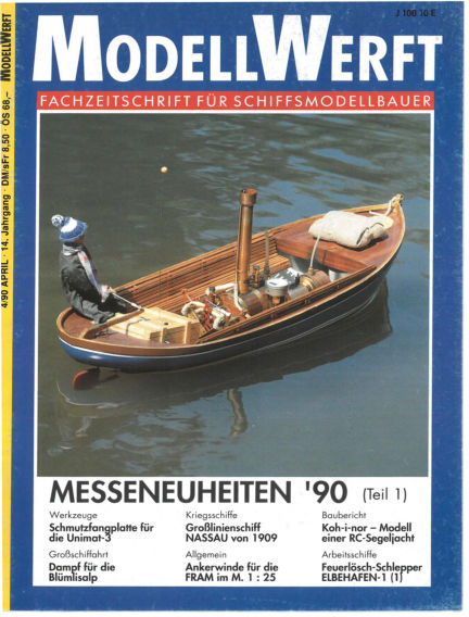 MODELLWERFT March 01, 1990 00:00