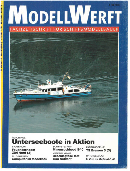 MODELLWERFT December 01, 1989 00:00