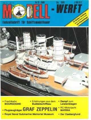 MODELLWERFT 10/1989
