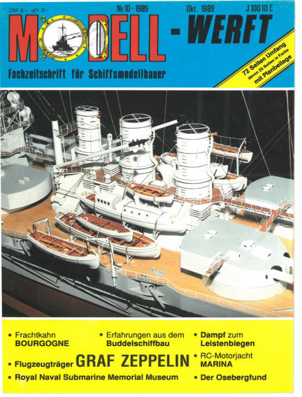 MODELLWERFT September 01, 1989 00:00