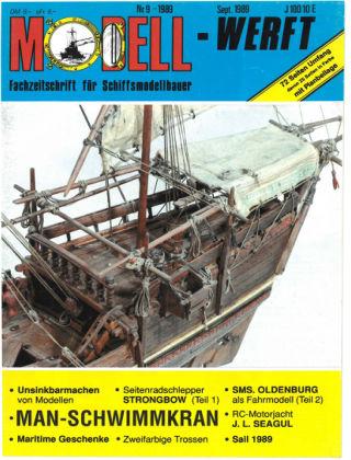 MODELLWERFT 09/1989