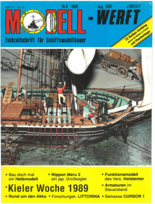 MODELLWERFT 08/1989