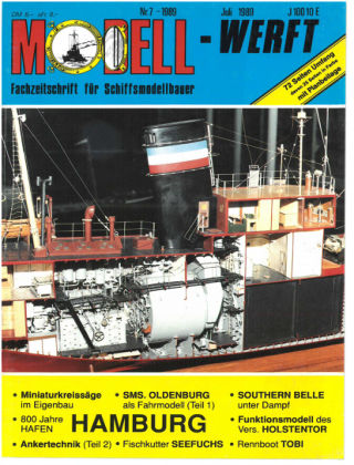 MODELLWERFT 07/1989