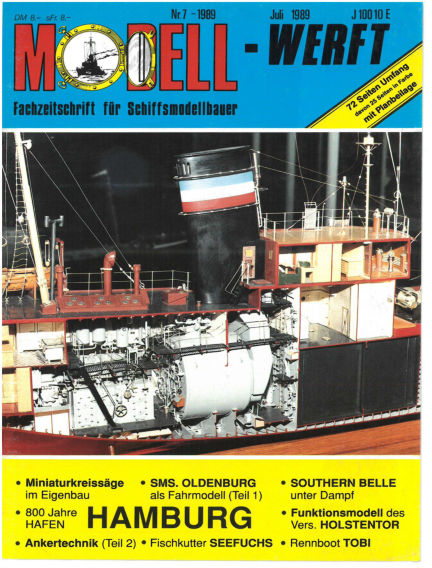 MODELLWERFT June 01, 1989 00:00