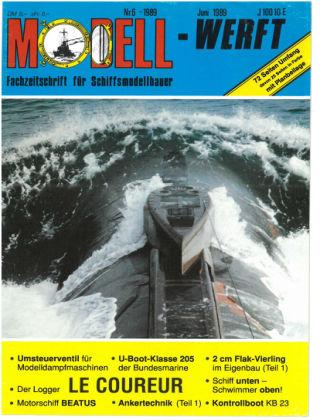 MODELLWERFT 06/1989