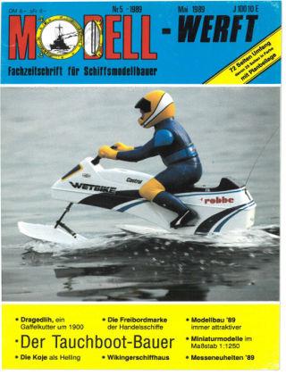 MODELLWERFT 05/1989