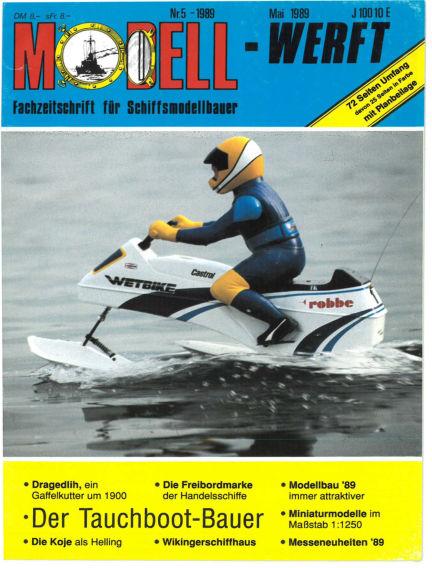 MODELLWERFT April 03, 1989 00:00