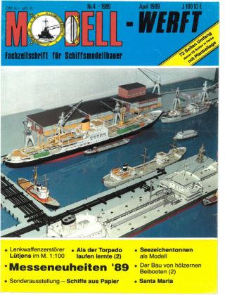 MODELLWERFT 04/1989